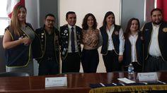 <p>Chihuahua, Chih.- Esta mañana el club activo 20-30 en apoyo de la diputada de la Fracción Parlamentaria de Acción Nacional, Nadia Xochitl