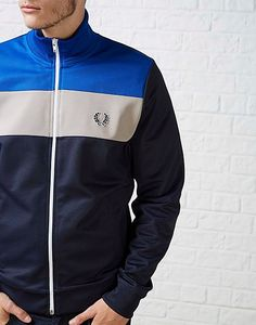 Fred Perry is a brand that has been around for years, it started off by a guy called Fred Perry who was a tennis player that won a few championships.