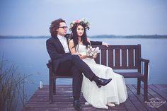 Wedding session by the lake | Kamila Panasiuk Fotografia www.kamilapanasiuk.pl