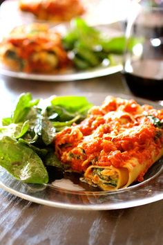 Earth Bound Farm Stand Spinach Cannelloni