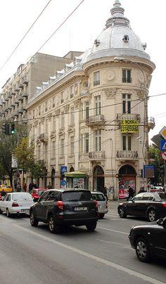 L Catargiu (fost A Ipatescu). Beautiful Castles, Beautiful Buildings, Wonderful Places, Beautiful Places, Visit Romania, Little Paris, Bucharest Romania, The Beautiful Country, Amazing Architecture