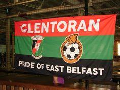May 27-28, 2017 International Friendly with Glentoran FC.
