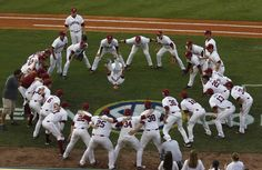 """Ho hum...Gamecocks back in the College World Series finals. Again. Can you say """"Three-peat?"""""""