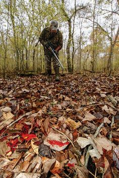 How to Blood Trail a Deer Using Basic Forensics | Outdoor Life