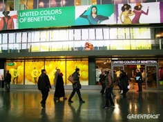Benetton shows its true colours and commits to toxic free fashion | Greenpeace International