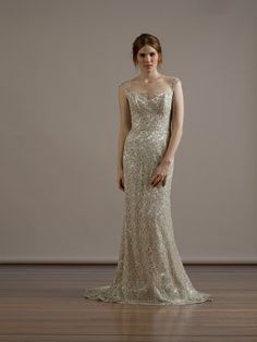 Liancarlo Fall 2015 http://ruffledblog.com/liancarlo-fall-2015-bridal-collection #weddingdress #bridal #fall2015