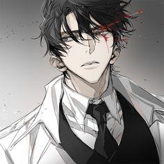 Handsome Anime Guys, Hot Anime Guys, Cute Anime Boy, Chica Anime Manga, Manga Boy, Anime Art, Fantasy Character Design, Character Inspiration, Character Art