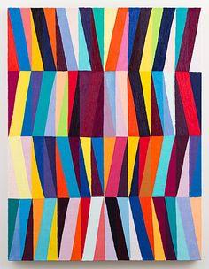 Todd Chilton oil on canvas Geometric Artists, Abstract Geometric Art, Abstract Pattern, Pattern Art, Creative Poster Design, Design Art, Quilt Inspiration, Mural Art, Art Lessons