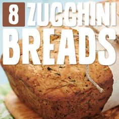 21 Paleo Breads with No Wheat or Grains Whatsoever! One common lament about those deciding to go on the Paleo diet is having to give up br. Wheat Free Recipes, Paleo Recipes, Low Carb Recipes, Real Food Recipes, Cooking Recipes, Yummy Food, Paleo Zucchini Bread, Paleo Bread, Paleo Diet