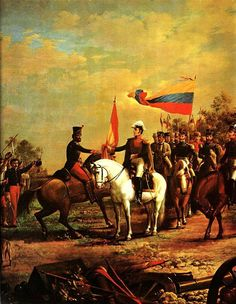 Arturo Michelena 54 - File:Flag of the Gran Colombia - Wikimedia Commons Academic Art, Sick Kids, Art Database, Oil Painting Reproductions, Romanticism, Great Artists, Art Prints, History, Artwork