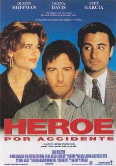 Una buena historia que mezcla comedia y drama, protagonizada por Dustin Hoffman, Geena Davis y Andy García. Un vagabundo rescata a varias personas tras un accidente de avión, pero la fama se la lleva otro vagabundo que se hace pasar por él.