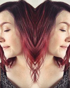 My new hair 💇🏻❤️ #ombrehair