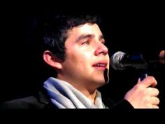 David Archuleta announces his decision to serve a mission during his concert in Salt Lake City!