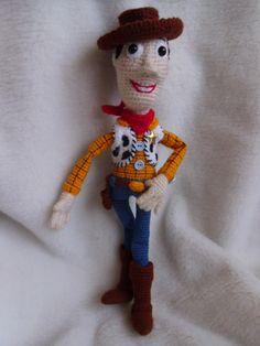 24 mejores imágenes de Toy story amigurumi 074649a8eca