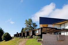 Hotel Panguipulli by GArquitectos (Panguipulli, Chile) #architecture