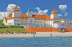 location: Travel Charme Kurhaus Binz