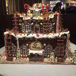 Gingerbread Hotel a La Fonda on the Plaza
