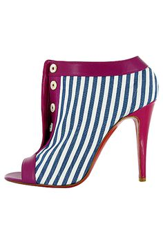 Christian Louboutin - Womens Shoes - 2011 Spring-Summer