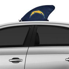 San Diego Chargers 23'' x 57'' Reflective Auto Sun Shade