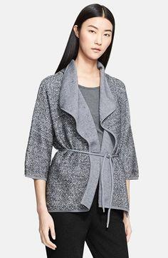 Max Mara 'Samara' Tweed Knit Cardigan Jacket | Nordstrom