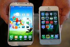 ABD Uluslararası Ticaret Komisyonu (ICT), Samsung'un #Apple'a ait patentleri ihlal ettiği gerekçesiyle bazı ürünlerinin ithal edilmesini yasakladı. İhlal edilen patentlerin, #iPhone'a ait olduğu belirtildi. > http://haberapple.blogspot.com/2013/08/apple-samsungu-devirdi.html