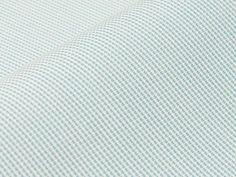 Bylandt: feine Waffelstruktur, türkisgrün mit weiß, edler seidiger Glanz, zart braun changierend $77