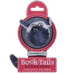 Dog Book-Tails Bookmark