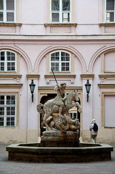 St George in Bratislava, slovakia Bratislava Slovakia, Continental Europe, European Countries, Central Europe, Czech Republic, Homeland, Prague, Beautiful Landscapes, Hungary