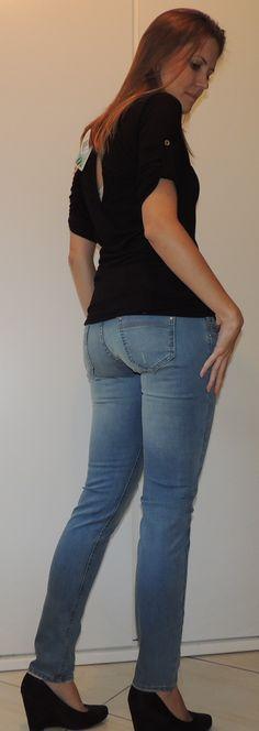 Calças Jeans tamanhos 36 ao 46
