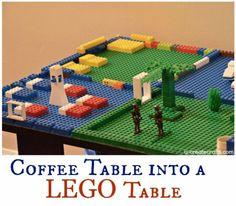 LEGO Storage pinterest   Lego Storage Ideas via Cherishedbliss.com