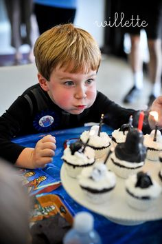 birthday party photography shot list