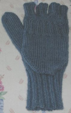 Knitting Patterns Free Mittens And Gloves Images
