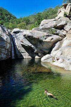 oasis Baja california sur Mexico
