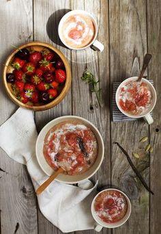 Cardamom Amaranth Porridge