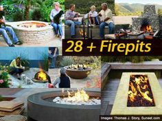 28  Firepit Ideas For The Backyard