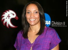 Jennifer Jacobs, assistant director of compliance and volleyball assistant coach, is serving in a two-year NCAA Division III Ethnic Minority and Women's Internship Grant position at Augsburg.