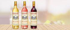 Lillet Blanc, Rosé und Rouge