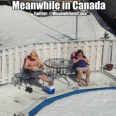 34 of the best meanwhile in canada photos and memes. Canadian Memes, Canadian Things, Canadian Humour, Canadian People, Canada Funny, Canada Eh, Canada Jokes, Montreal Canadiens, Meanwhile In Canada