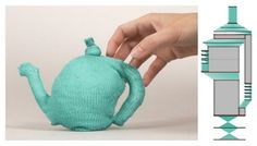 Disney Research has just developed a new compiler that brings knitting machines into the 21rst century and lets them behave like 3D printers to easily produce customized objects.
