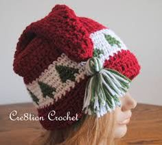 christmas crochet patterns free - Google Search