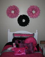 paper wreath rosette tutorial