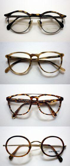 cbe8eda84f3 Love tortoiseshell round specs. Angie Stocklin · Eyewear Inspiration