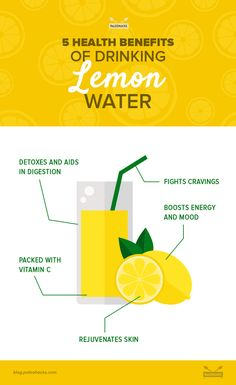 What healthy beverage is easy to make, has almost zero calories, keeps your skin rejuvenated, aids in digestion, and helps with weight loss? Cue in: lemon water! Although this simple drink has been around for centuries, lemon water is the newest trend in health and fitness circles. So what's the truth? Is it a cure-all, or just another fad? For the full article visit us here: http://paleo.co/benefitslemonwater