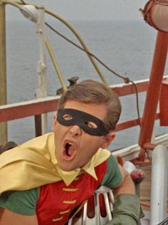 The memories of Private Education came flooding back to Robin as Batman awarded his punishment❗ Real Batman, Batman Tv Show, Batman Tv Series, Batman Stuff, Batman 1966, Batman Comics, Batman Robin, Superman, Dc Comics