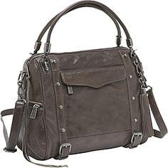 rebecca minkoff classic cupid flap pocket satchel
