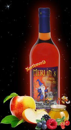 "Hidromiel Honey Mead ""Merlin's Magic"""