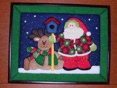 cuadros navideños Adornos Halloween, Stained Glass Christmas, Christmas Crafts, Christmas Ornaments, Christmas Centerpieces, Holiday Tables, Pottery Barn, Quilts, Holiday Decor