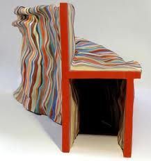 chair in a art object - Google zoeken