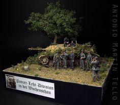 Panzer-Lehr in der Wochenschau - Missing Lynx Operation Dragoon, Liberation Of Paris, Jagdpanzer Iv, Model Tanks, Military Modelling, Military Diorama, D Day, Normandy, World War Ii