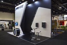 We had the pleasure to design and project manage this exquisite custom exhibition stand for our Client, Imeon Energy, for the Solar Show Africa 2016!  We invite you to explore our services: http://ssqexhibitions.co.za/#services